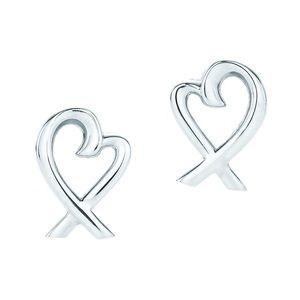 TIFFANY & CO. Paloma Picasso Loving Heart earrings